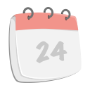 calendar, event, month, xmas, schedule, date, planner icon