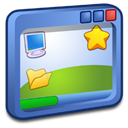 Desktop, Windows icon