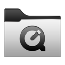 quicktime,folder icon