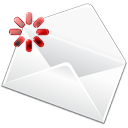 message, envelop, compose, email, stock, mail, letter icon