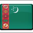 turkmenistan,flag,country icon