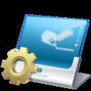 settings,computer icon
