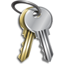 Key, Keys, Login, Password, Private, Secure, Security icon