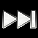 skip, media, forward icon
