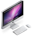 mac, apple, computer, imac icon