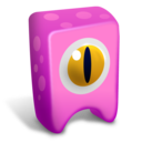 pink,creature icon