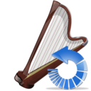 arpa,reload,instrument icon