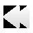 rew, playback icon