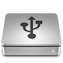usb, aluport icon