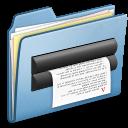 Blue Conversion icon