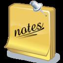 notes, task icon