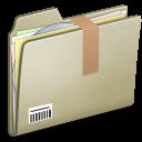 Lightbrown Download alt icon