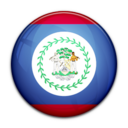 flag,belize,country icon