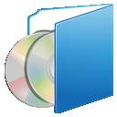 folder, cds icon
