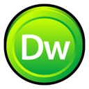 dreamweaver, adobe, cs icon