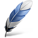 Feather, Filter icon