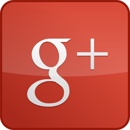 gloss, red, googleplus, custom icon