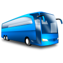transportation, bus, car, automobile, travel, vehicle, transport icon
