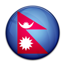 Flag, Nepal, Of icon