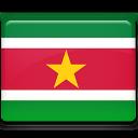 suriname, flag icon