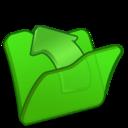 folder,green,parent icon