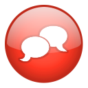 speak, chat, talk, comment icon