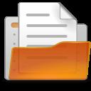 open, document icon
