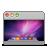 aurora, snow, desktop, leopard icon