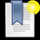 bookmark, new icon