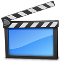video, film, movie icon