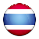 flag, country, thailand icon