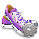 shoes, config, configuration, preference, setting, configure, option icon