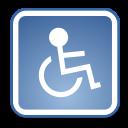 desktop, preferences, accessibility icon