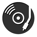 record, turntable, cd, music, player icon