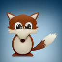 Animal, Fox icon