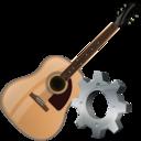 guitar,config,instrument icon