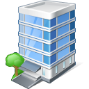 office, building icon
