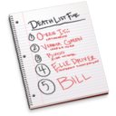 Death List icon