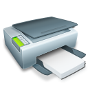 paper, print, file, printer, document icon
