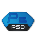 Adobe photoshop psd v2 icon