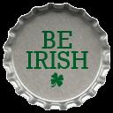metal be irish icon