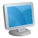 display, computer, screen, monitor icon