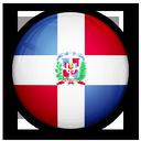 flag, of, republic, dominican icon