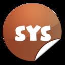 system,prefs icon