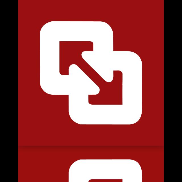 mirror, vmware icon
