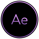 movie, aftereffects, editing, adobe, film, app, viedo icon