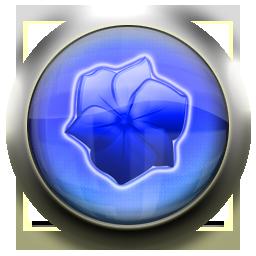 blue, illustrator icon