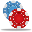 game, chip icon