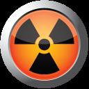 Dangerous, Radiation icon