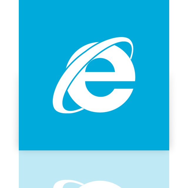 alt, mirror, internet, explorer icon